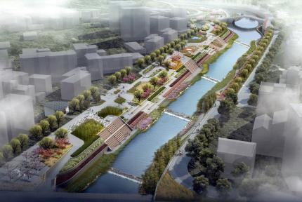 百二河生态修复工程最新进展来了