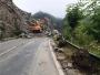 十竹公路房县塌方路段便道已抢通 道路恢复通行