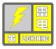 十堰发布雷电黄色预警!未来6小时多地有阵风+雷雨