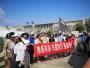 游大坝、饮丹江水,援鄂医疗队员代表今日抵达丹江口