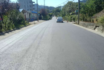 十堰这条国道道路维修全面完工 恢复正常通行