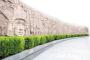 十堰文化广场浮雕为全国最大,20多年前就加入飞机高铁元素