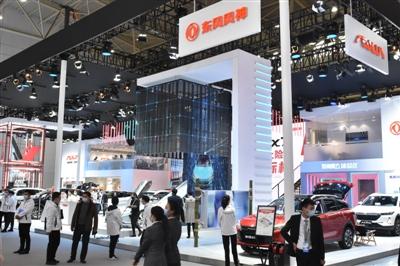 东风9大品牌携多款新品亮相武汉车展