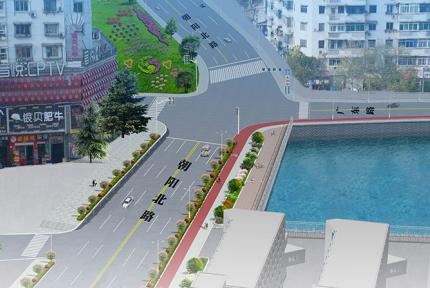 看过来!六堰22厂桥改造工程最新进展