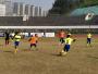 徐家沟小学夺得市小学生男子足球赛冠军