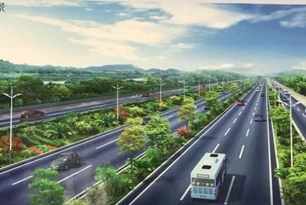 十武一级路其中8公里路段元旦有望通车