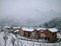 美如画!房县迎来2020的第一场雪