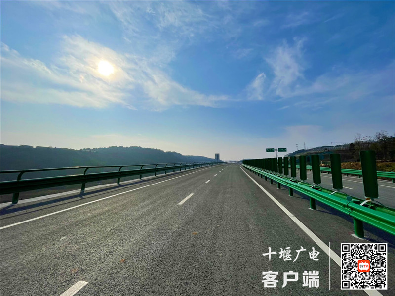 《【杏耀登陆地址】总投资1.53亿元!郧十高速郧阳北互通项目建设进入尾声》