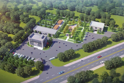 十堰將新建一座花園式綜合污水處理廠