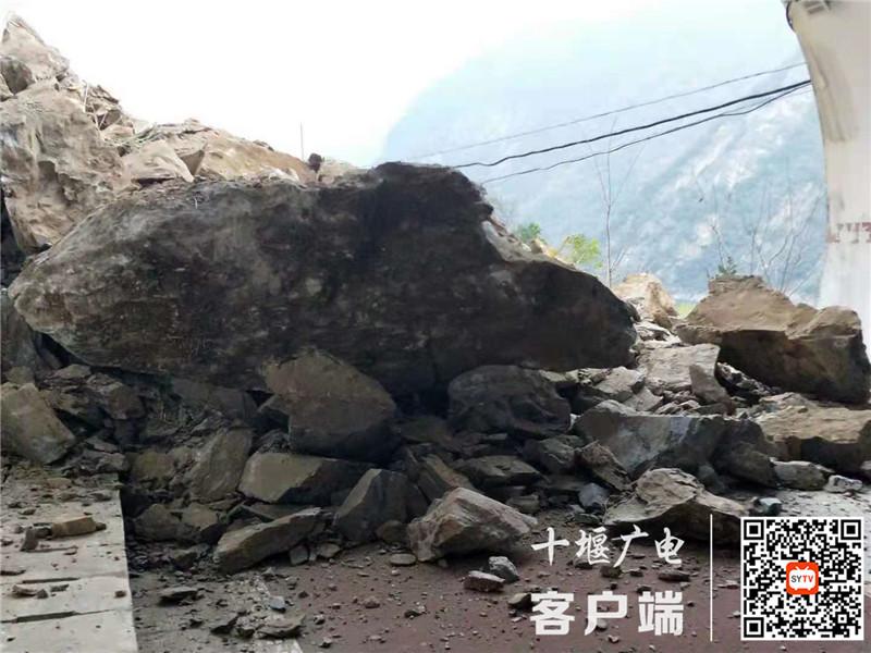 《【杏耀平台手机版登陆】最新!竹山一路段塌方道路已抢通,恢复通行》