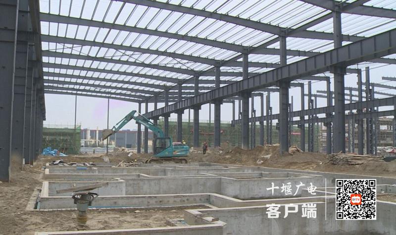 《【杏耀时时彩登陆】总投资2.35亿!东风智能装备产业园模具中心项目主体工程预计5月竣工》