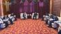胡亚波与华为公司数字政府业务部副总裁圣国座谈:聚焦数字经济 深化务实合作