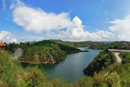 十堰这里将新建1座水库,最大坝高61米