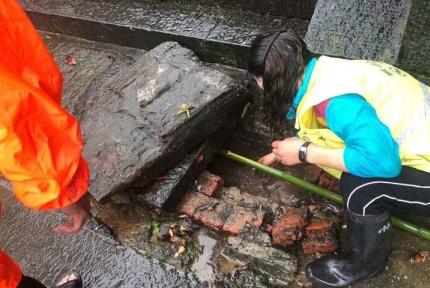 武当山多措并举开展雨后景区环境清理工作